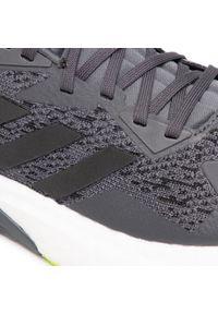 Adidas - Buty adidas - X9000L3 M FZ0782 Grey. Zapięcie: sznurówki. Kolor: szary. Materiał: materiał. Szerokość cholewki: normalna. Sport: bieganie