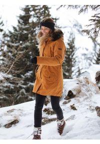 Roxy - ROXY Kurtka zimowa damska Amy 3n1 Cathay Spice. Sezon: zima