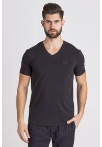 T-shirt Armani Exchange w kolorowe wzory