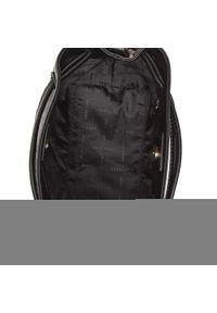 Czarna torebka worek DKNY klasyczna