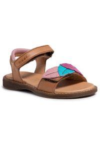 Brązowe sandały Froddo