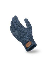 Niebieskie rękawiczki PaMaMi