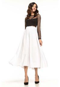Biała długa spódnica Tessita