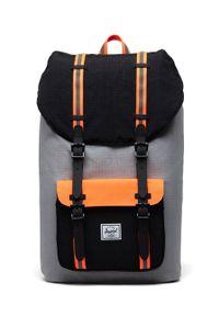 Herschel - Plecak. Kolor: czarny