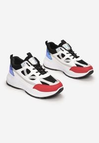 Renee - Czarne Sneakersy Vhesraya. Kolor: czarny