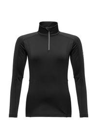 Czarna bluza sportowa Rossignol