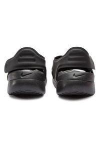 Czarne sandały Nike