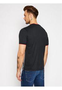 North Sails T-Shirt PRADA Winton 452014 Czarny Regular Fit. Kolor: czarny