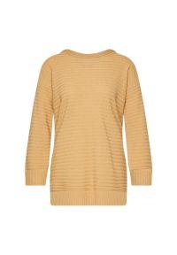 Brązowy sweter Marella