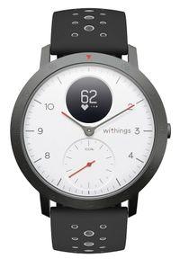 Biały zegarek WITHINGS smartwatch, sportowy