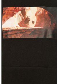 Element - Bluza X Star Wars. Kolor: czarny. Wzór: motyw z bajki