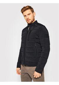 Czarna kurtka zimowa Calvin Klein Jeans