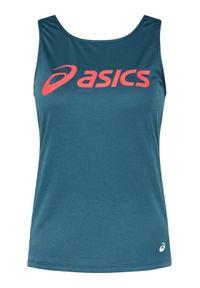 Asics Koszulka techniczna Silver Tank 2012A468 Niebieski Regular Fit