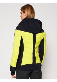 Descente Kurtka narciarska Chloe DWWQGK08 Żółty Regular Fit. Kolor: żółty. Sport: narciarstwo