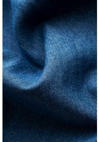 Eton - ETON - Koszula. Typ kołnierza: kołnierzyk klasyczny. Kolor: niebieski. Materiał: materiał. Długość rękawa: długi rękaw. Długość: długie. Wzór: gładki. Styl: klasyczny