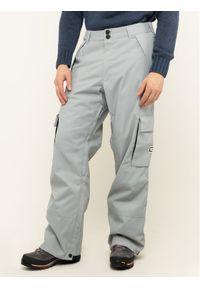 DC Spodnie snowboardowe Banshee EDYTP03047 Szary Regular Fit. Kolor: szary. Sport: snowboard