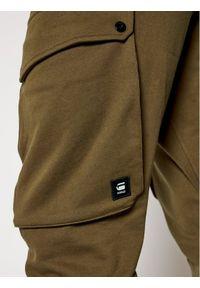 Zielone spodnie dresowe G-Star RAW