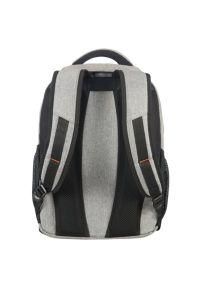 Szary plecak na laptopa AMERICAN TOURISTER