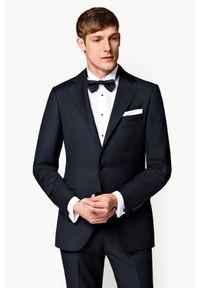 Czarny garnitur Lancerto