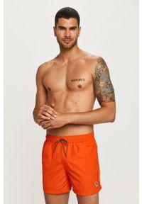 Pomarańczowe kąpielówki Paul Smith