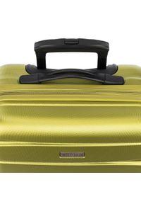 Zielona walizka Wittchen wakacyjna