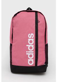 Adidas - adidas - Plecak. Kolor: różowy. Materiał: materiał