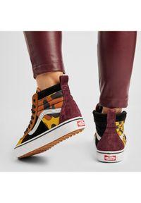 Sneakersy Vans w kolorowe wzory, Vans SK8