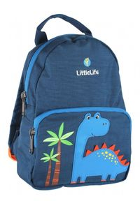 LittleLife plecak Friendly Faces Toddler Backpack 2l, dinozaur