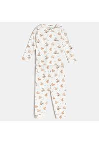 Kremowa piżama Sinsay