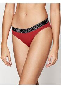 Czerwone figi Emporio Armani Underwear