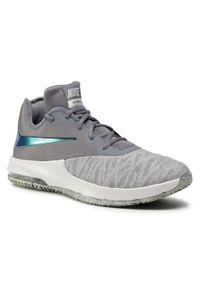 Szare sneakersy Nike Nike Air Max, z cholewką