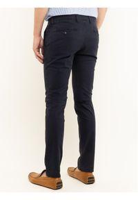 Baldessarini Spodnie materiałowe Jorgen 16838/000/2215 Granatowy Regular Fit. Kolor: niebieski. Materiał: elastan, bawełna, materiał #3