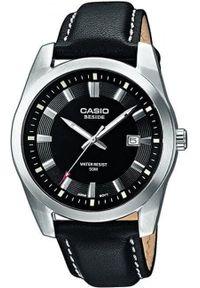 Czarny zegarek Casio klasyczny