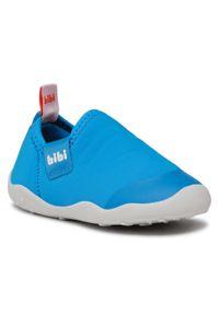 Niebieskie półbuty Bibi