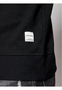 Jack & Jones - Jack&Jones Bluza Basic 12181903 Czarny Regular Fit. Kolor: czarny