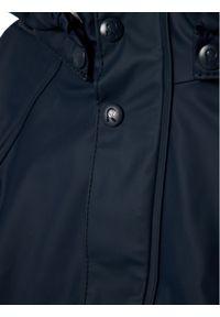 Niebieska kurtka przeciwdeszczowa Reima #4