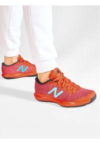 New Balance Sneakersy KC996WM4 Czerwony. Kolor: czerwony. Model: New Balance 996