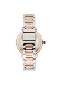 Srebrny zegarek Furla