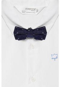 Biała koszula Mayoral Newborn na co dzień, elegancka