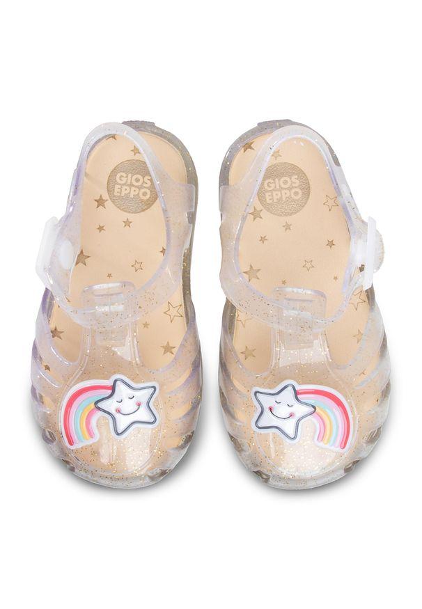 Białe sandały Gioseppo na lato