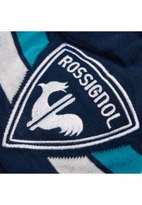 Rossignol - Czapka ROSSIGNOL - Rooster RLIYH05 Methyl 712. Kolor: niebieski. Materiał: akryl, materiał