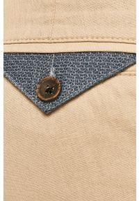 Beżowe spodnie Tom Tailor Denim