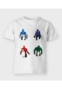 MegaKoszulki - Koszulka dziecięca Comics Team. Materiał: bawełna