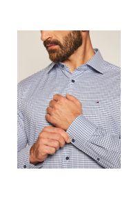 Niebieska koszula Tommy Hilfiger Tailored