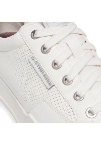 Białe sneakersy G-Star RAW