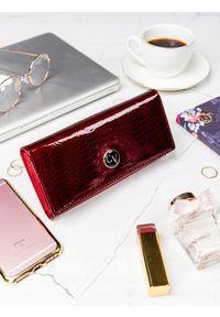 Czerwony portfel 4U CAVALDI
