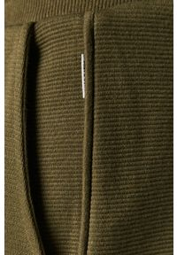 Zielone spodnie dresowe Only & Sons