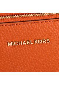 Pomarańczowa listonoszka Michael Kors