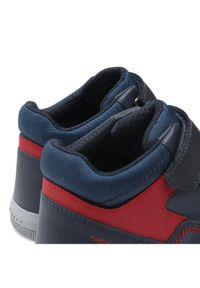 Geox Sneakersy J Arzach B. A J044AA 05411 C0735 D Granatowy. Kolor: niebieski