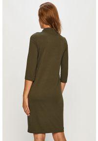 Zielona sukienka Jacqueline de Yong mini, na co dzień, casualowa